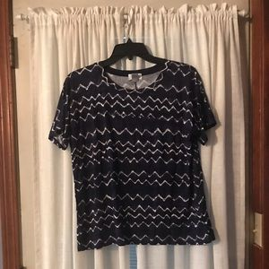 Old Navy top,size small,Navy